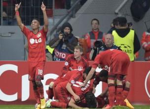 "C grupa: ""Benfica"" pirmais punkts, ""Bayer"" pieveic ""Zenit"""