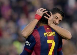 """Svaress pēc 11 stundām gūst pirmos vārtus """"La Liga"""", """"Barcelona"""" grauj"""