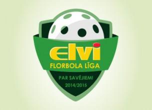 Sākusies biļešu pārdošana uz ELVI florbola līgas finālspēlēm