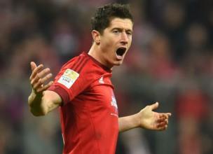 "Levandovskim dublis, ""Bayern"" dominance turpinās"