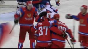 Video: Krievija triumfē pasaules čempionātā hokejā