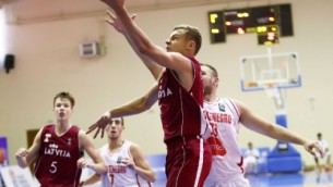 Video: Pilna spēle: EČ U18: Latvija - Serbija (24.07.2015, 1. kārta)