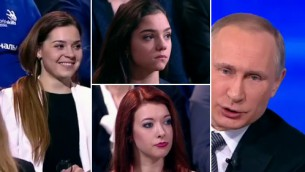 Video: Putins pajoko meldonija lietā