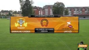 """Video: ''Livonia'' spēlē neizšķirti pret ''LMT/Eži"""", iekļūst LČ finālā"""