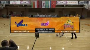 Video: Liepājniecēm sāpīgs zaudējums Austrumeiropas sieviešu basketbola līgā