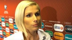 """Video: Ungāru futbola eksperte: """"Zaudējums mums būs traģēdija"""""""