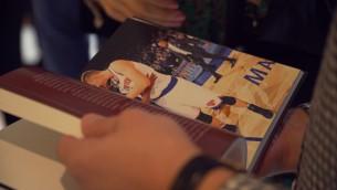"""Video: Pirmā grāmata par Kristapu Porziņģi - """"Brālis"""""""