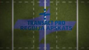 """Video: """"Transact Pro"""" regbija apskats. Oktobra raidījums"""