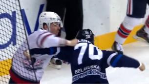 """Video: KHL astotās nedēļas ''hiti"""""""