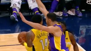 """Video: NBA nedēļas topā efektīgi uzvar """"Nuggets"""" aizsargs"""