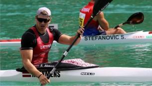 Video: Smaiļotājs Akmens izcīna U23 EČ bronzu