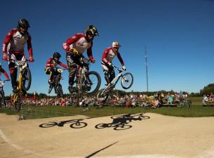 Valmierā tiek noskaidrots Latvijas čempions BMX