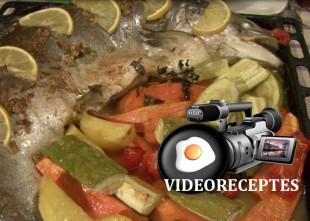 Video: Videorecepte- cepts lasis ar dārzeņiem
