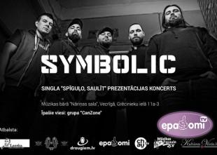 Video: Folkmetālisti SYMBOLIC atgriežas ar dziesmu SPĪGUĻO, SAULĪT