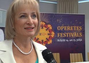 Video: Šovasar Ikšķilē notiks otrais Operetes festivāls