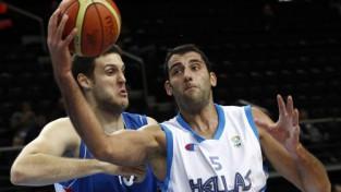 Lietuva par 5. vietu spēlēs ar Grieķiju, serbi paliek bez olimpiādes