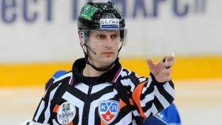 Odiņš jau ceturto reizi KHL labākais tiesnesis
