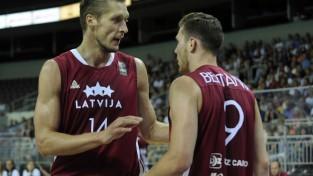 Basketbola izlasei pēdējā pārbaude pirms Belgradas