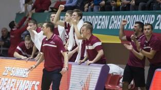Latvijas U18 valstsvienība Baltijas kausā piedzīvo zaudējumu pret mājinieci