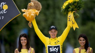 """Frūma plānos vēstures rakstīšana un uzvara arī """"Vuelta a Espana"""""""