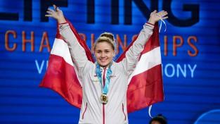 Koha - pieckārtējā Ventspils gada sportiste