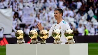 """Pieci vārti pirmajā puslaikā - Madrides """"Real"""" sagrauj """"Sevilla"""""""