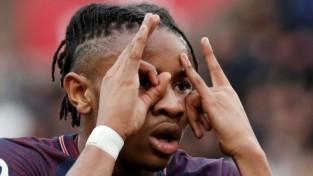 """PSG pēc neveiksmes pret Madrides """"Real"""" savā laukumā sagrauj pastarīšus"""