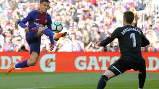 """""""Barcelona"""" vēl viena sausā uzvara"""