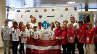 Latvijas jaunie šahisti Minskā aizvadījuši pasaules čempionātu ātrajā šahā un ātrspēlē