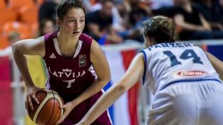 Latvijas U17 izlase pēdējā pārbaudes spēlē zaudē Ķīnai