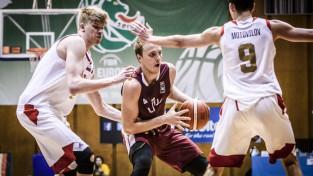 Latvijas U20 izlase pieveic Krieviju un izcīna vietu A divīzijā