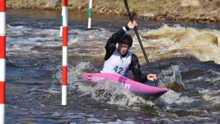 Airētājs Kurvins aizvada labu pirmo braucienu Eiropas junioru čempionātā