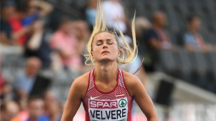 Velvere trešā Diseldorfā un trešā finišē arī Pasaules tūres kopvērtējumā