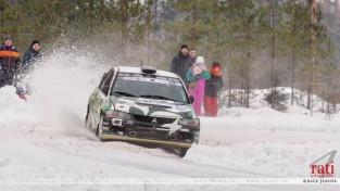 Ziemas rallijam nepiemērotu laikapstākļu dēļ tiek atcelts arī ''Rally Alūksne''