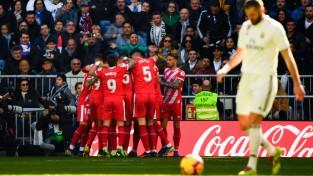 """Madrides """"Real"""" mājās zaudē komandai, kurai pēdējās 10 kārtās nevienas uzvaras"""