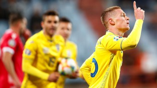 Ukraina izrauj uzvaru Luksemburgā, angļi atkal iesit piecus, Portugāle neuzvar