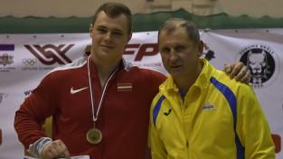 Latvijas svarcēlājam Griškovam četru gadu diskvalifikācija par dopinga lietošanu