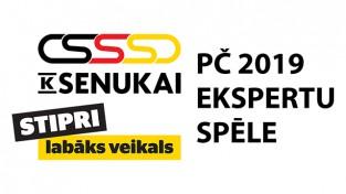 K-Senukai PČ 2019 ekspertu spēlē uzvar lietotājs <b>arthur7800</b>