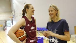 Kā WNBA sezona ietekmēs Latvijas situāciju Eiropas čempionātā?