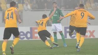 """Eiropas līga: Dubras """"Oleksandriya"""" kompensācijas laikā izrauj neizšķirtu"""