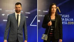 Latvijas gada balvu sportā iegūst Sevastova un Martins Dukurs