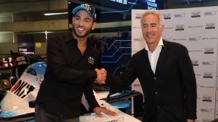 """Par """"Williams"""" F1 testpilotu kļūst miljonāra dēls no Izraēlas"""