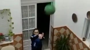 Basketbola fanu labākie trāpījumi mājas apstākļos