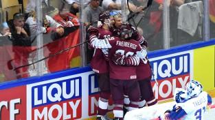 2021. gada PČ Latvija vienā grupā ar Kanādu un Vāciju, bez Šveices