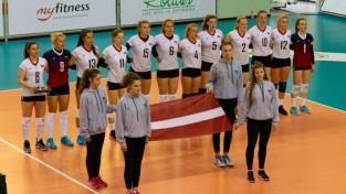 Latvijas sieviešu izlasē 28 kandidātes, gatavošanos EČ atlasei plāno sākt jūnijā