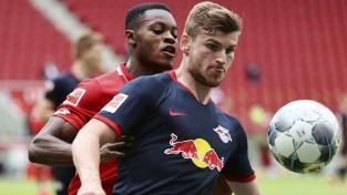 """Verneram """"hat-trick"""", Leipciga iesit piecus; turpinās """"Schalke"""" mocības"""
