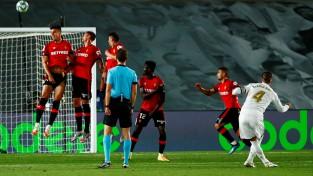"""Ramoss atkal gūst vārtus, """"Mallorca"""" izlaiž jaunāko futbolistu """"La Liga"""" vēsturē"""
