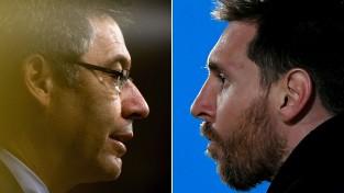 "Plaši kritizētais Bartomeu pamet ""Barcelona"" prezidenta krēslu"