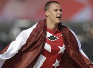 Māris Štrombergs - divkārtējs olimpiskais čempions!