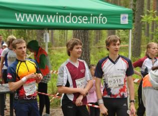 Norisināsies Valmieras čempionāts orientēšanās sportā